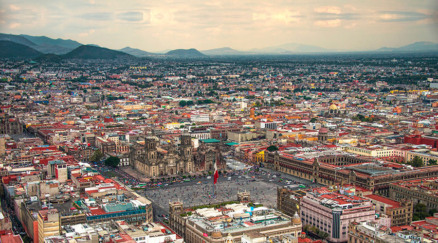 MEXICO CITY NAMED ONE OF WORLD'S TOP DESTINATIONS FOR 2019