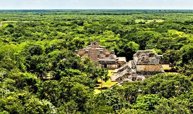 Península de Yucatán, dónde ir, comer y quedarse. 4