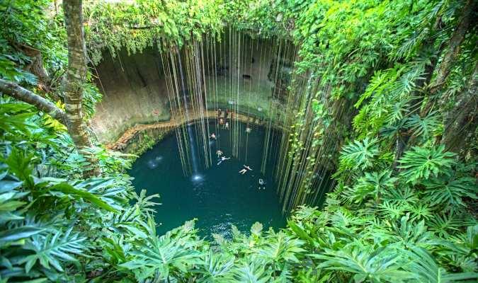 Península de Yucatán, dónde ir, comer y quedarse. 1