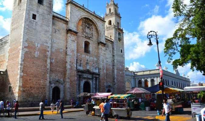 Península de Yucatán, dónde ir, comer y quedarse. 2