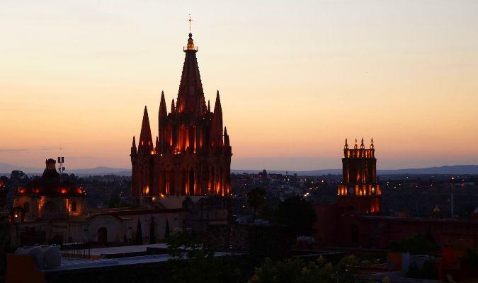 Tres recorridos por San Miguel de Allende que descubren la ciudad 2