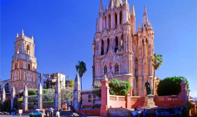 Tres recorridos por San Miguel de Allende que descubren la ciudad 1
