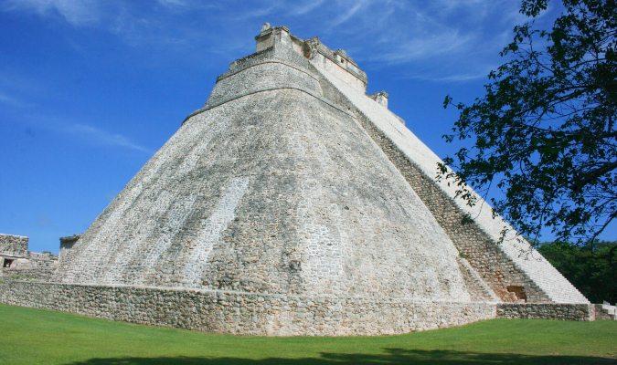 La pirámide del mago, Uxmal