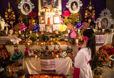 Day of the Dead, one of the most important Mexican celebrations