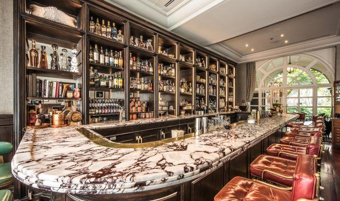 Inside 50 Mils: The Four Seasons Mexico City's Innovative Cocktail Bar