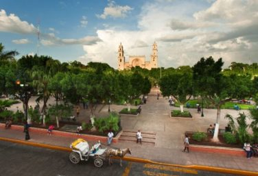 Gorgeous Merida, named the world´s best small city
