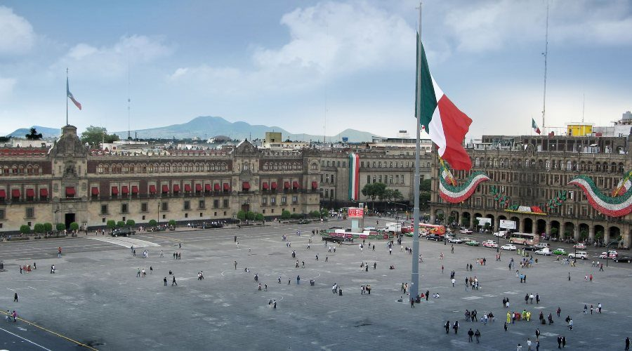 Mexico City Named in World's Top Cities to Visit in 2020