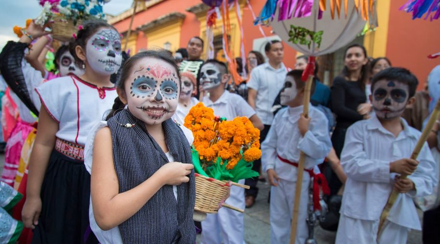 Secure Day of the Dead in Oaxaca... before it's too late