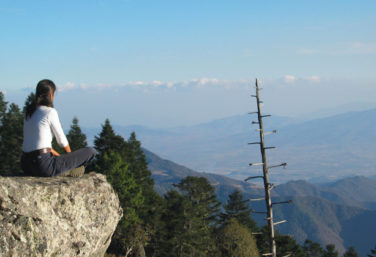 Hiking the Sierra Norte Mountains