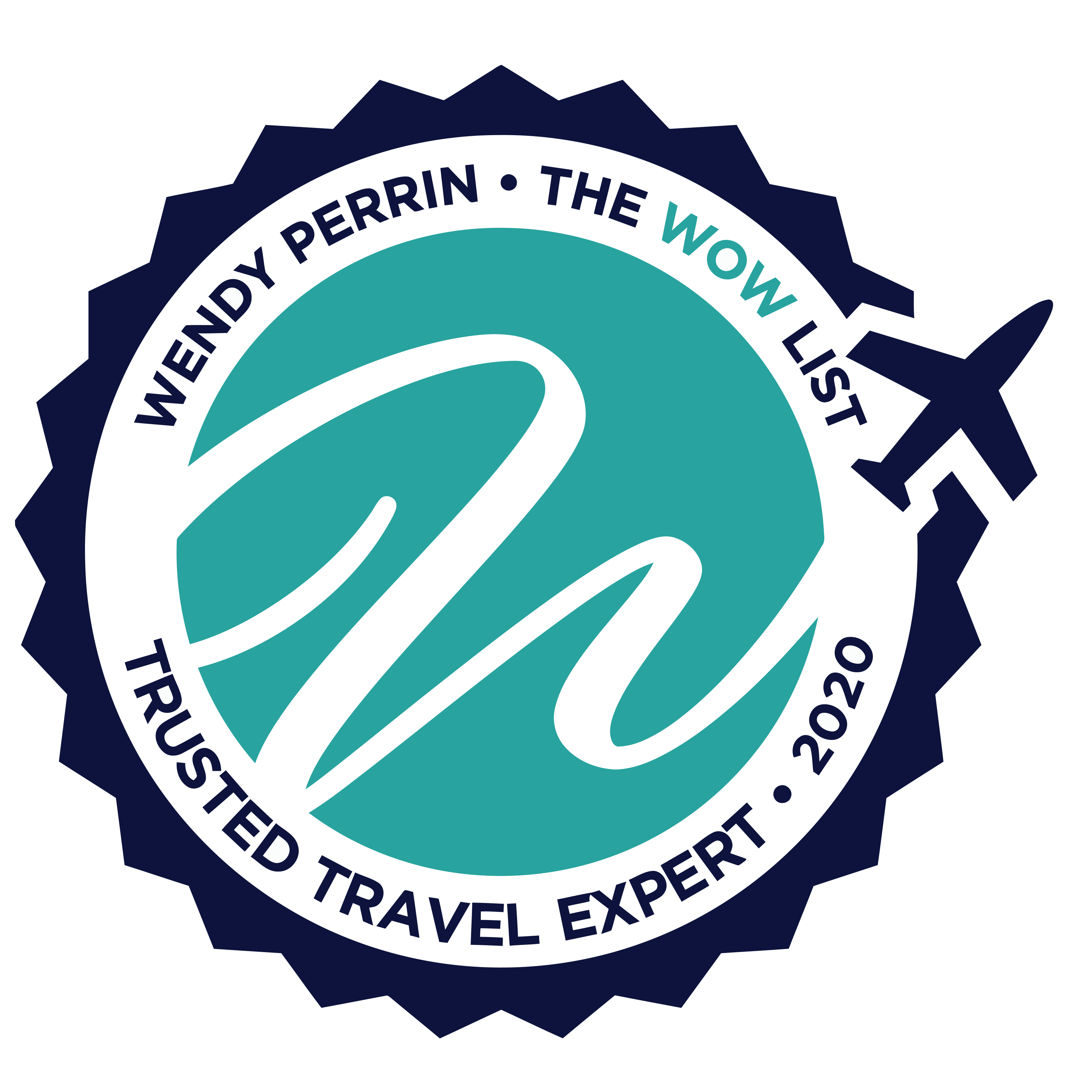 Wendy Perrin The WOW List logo 2020