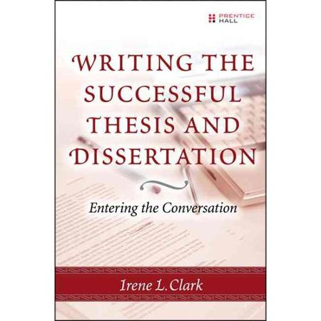 Writing a doctoral dissertation